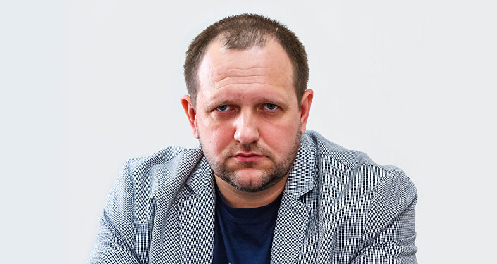 Руководитель экспертно-аналитической сети PolitRUS Виталий Арьков