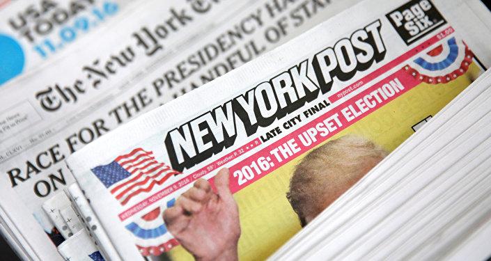 Американские газеты о выборах в США