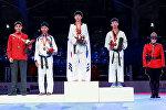 Ayaz Qəmbərli bürünc medal qazanıb