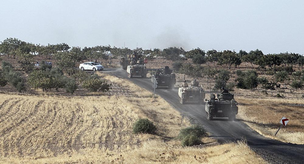 Сирийская оппозиция выбила боевиковИГ из 5-ти населенных пунктов
