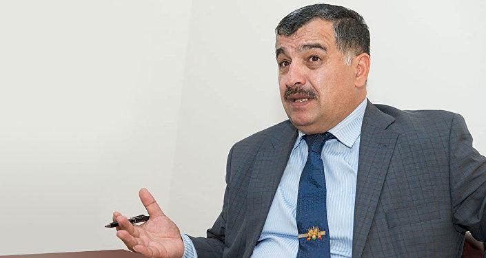 Hərbi ekspert Üzeyir Cəfərov