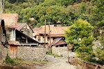 Qax rayonunun Sarıbaş kəndi