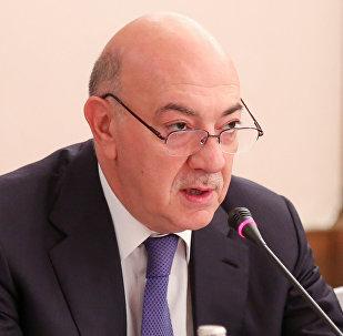 Заведующий отделом по работе с правоохранительными органами Администрации Президента Азербайджанской Республики, член Комиссии по борьбе с коррупцией Фуад Алескеров