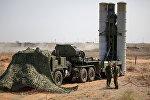 Зенитные ракетные системы С-400 Триумф, фото из архива