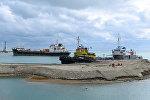 Bakı Beynəlxalq Dəniz Ticarət Limanı, arxiv şəkli
