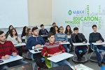 UNEC alimi SABAH qruplarının İqtisad Universitetinə müsbət təsirlərini təhlil edib