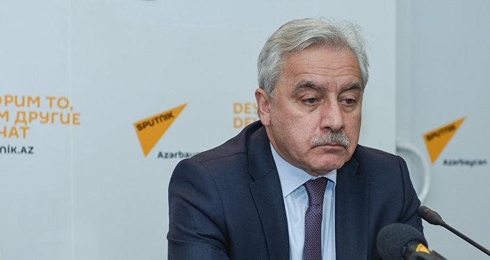 Директор Института философии НАНА Ильхам Мамедзаде