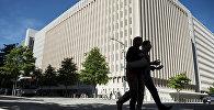 Штаб-квартира Всемирного банка в Вашингтоне, фото из архива