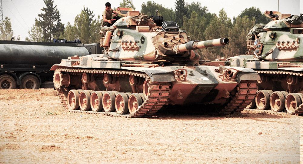 Турецкие военные вЭль-Бабе погибли в итоге атаки сирийской авиации