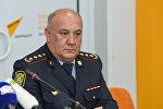 Глава отдела по связям с общественностью Главного управления дорожной полиции города Баку Вагиф Асадов