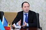 Посол Румынии в Азербайджане Дан Ианку