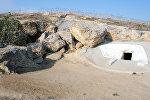Salyan rayonunun Qaraçala qəsəbəsindəki Vağam mağarası