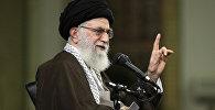 İranın dini lideri Əli Xamenei
