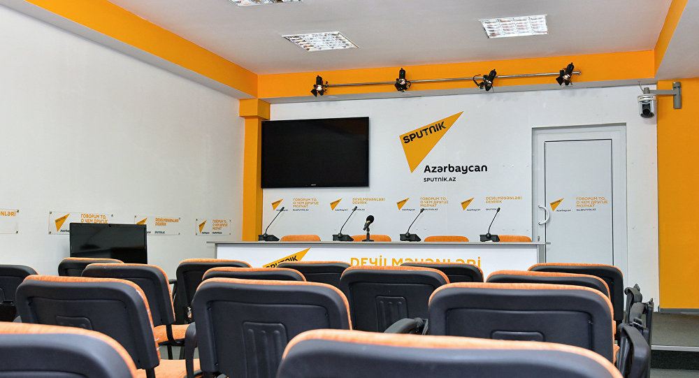 Sputnik Azərbaycan mətbuat mərkəzi