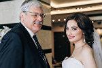 Pavel Soltanın qızı Anastasiya Soltan ilə