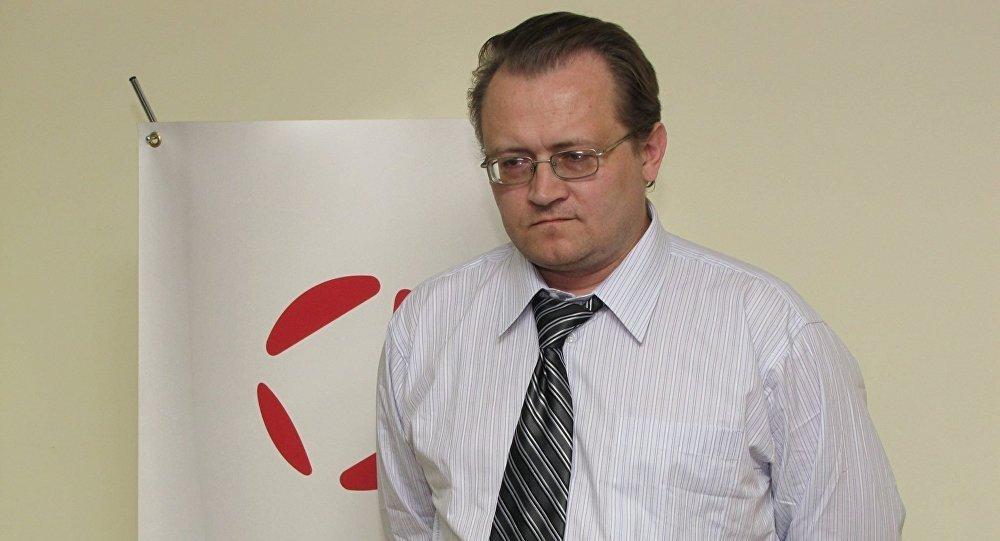 Политический эксперт Юрий Шевцов