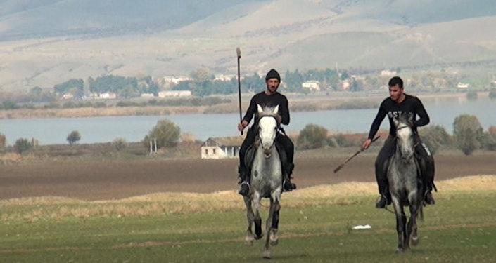 SSRİ məkanında at oynadan Azərbaycan kəndi