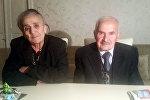 Əmirqulu Əmiraslanov və Xumar Mehdiyeva