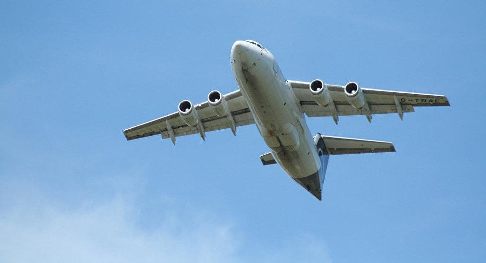 Самолет BAe 146-200