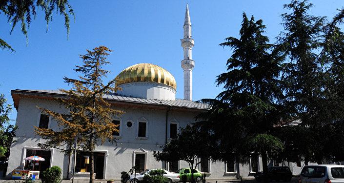 Мечеть Орта-Джаме в Батуми, фото из архива