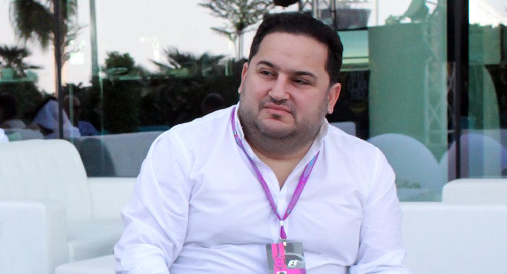 Formula 1 Avropa Qran-Prisinin elçisi Murad Dadaşov