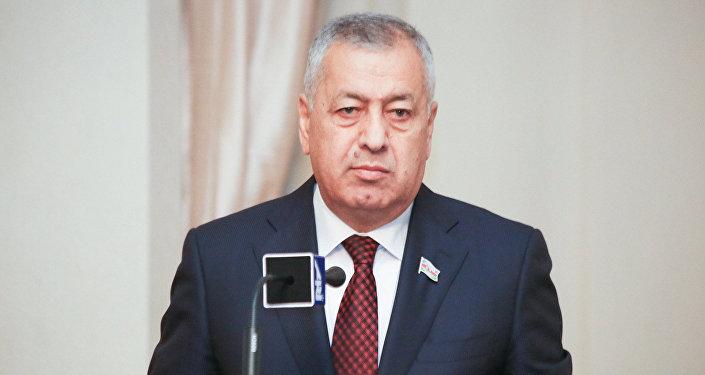 Milli Məclisin deputatı Vahid Əhmədov