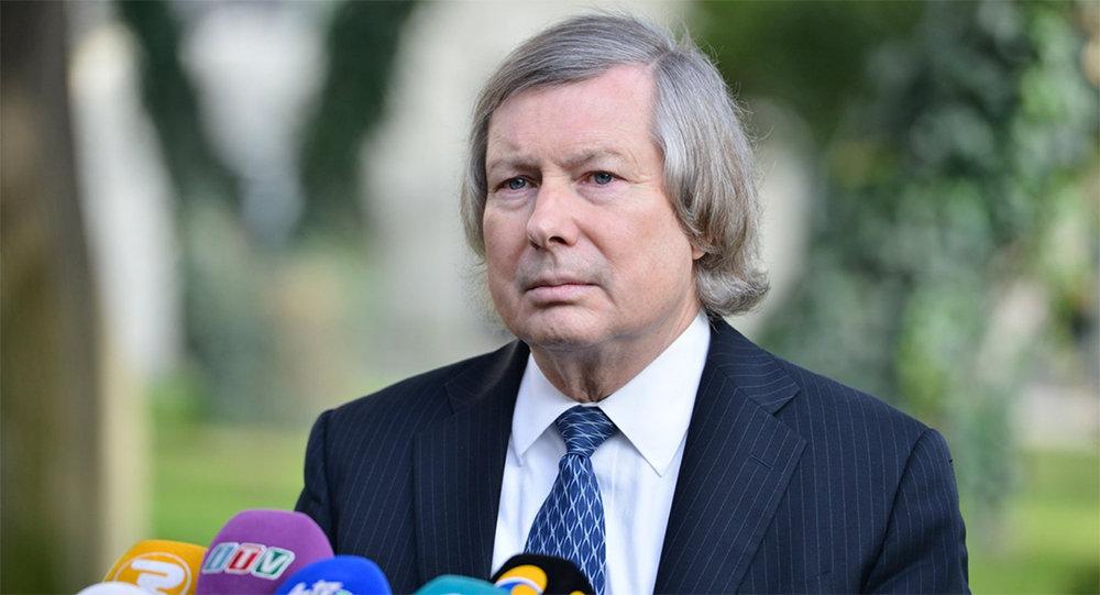 Американский сопредседатель Минской группы ОБСЕ Джеймс Уорлик, фото из архива