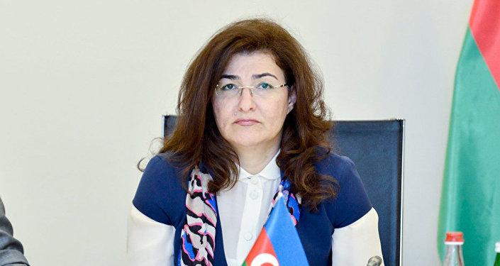 Sevinc Həsənova, arxiv şəkli