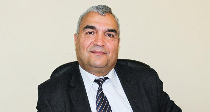 Заведующий кафедрой Азербайджанского университета туризма и менеджмента Бахадур Билалов