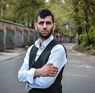 Фотограф Джавид Мамедов