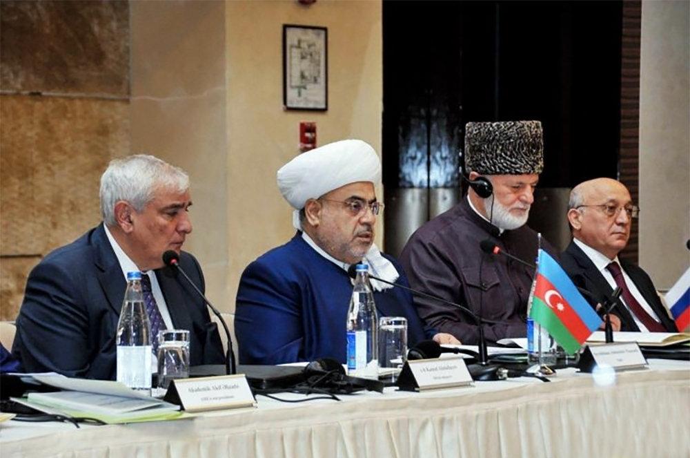 В Баку проводится международная конференция на тему религии и мультикультурализма