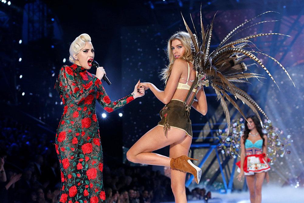 И, конечно же, Леди Гага