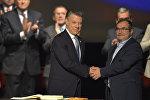 Kolumbiyada hökumətlə İnqilabçı Silahlı Qüvvələr (FARC) arasında, yarım əsr davam edən savaşdan sonra sülh müqaviləsi imzalanıb