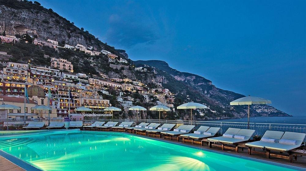 İtaliyanın Pozitano şəhərindəki Covo dei Saraceni hoteli