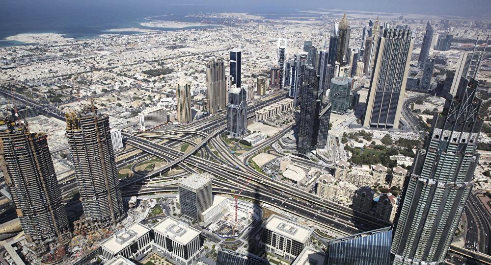 Dubay şəhəri, arxiv şəkli