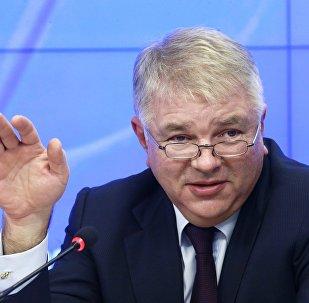 Rusiya xarici işlər nazirinin müavini Aleksey Meşkov