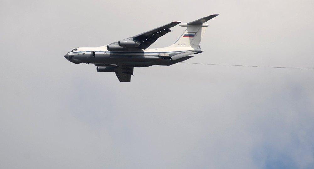Азербайджан непропустил летевший вСирию через Армению русский Ил-76