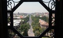 Вид на Ереван, фото из архива
