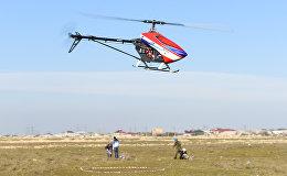 Бакинский кружок авиамоделирования