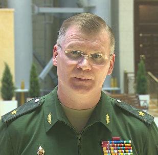 Конашенков назвал виновных в обстреле российского госпиталя в Алеппо