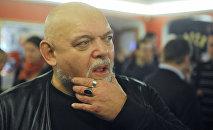 Председатель Исламского комитета России Гейдар Джемаль, фото из архива