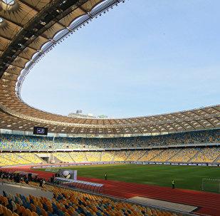 Kiyevin milli Olimpiya stadionu, arxiv şəkli