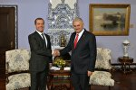 Премьер-министр Дмитрий Медведев встретился с премьер-министром Турции Б. Йылдырымом