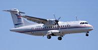 Самолет ATR 42 , фото из архива