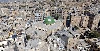 Разрушения в Старом городе Алеппо, Сирия
