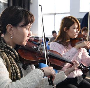 Хиты группы Кино прозвучат в симфонической версии в Астане