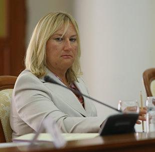 Елена Батурина, фото из архива