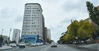 Офисы банков в Баку, фото из архива