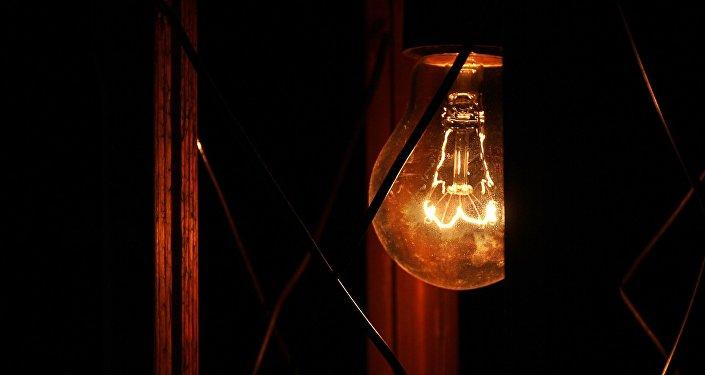 Лампа накаливания, фото из архива