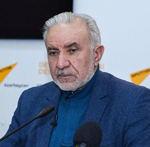 Azad İstehlakçılar Birliyinin sədri Eyyub Hüseynov
